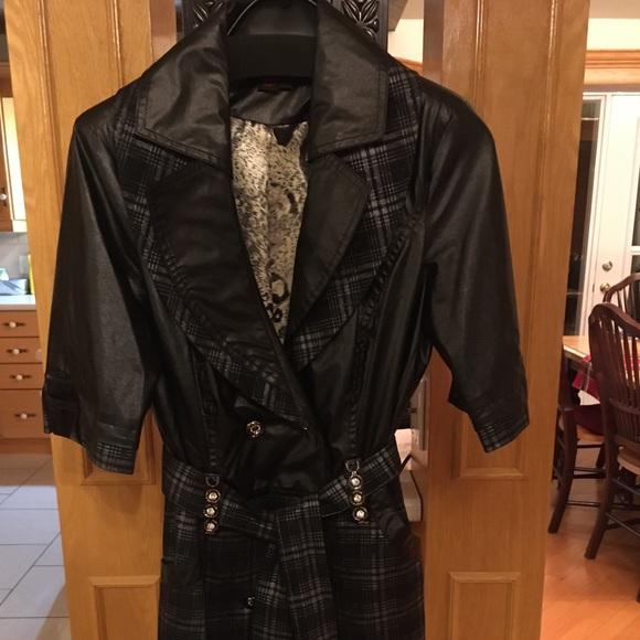 Coat dress perfect for a professional look
